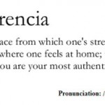 Do You Have A Querencia?